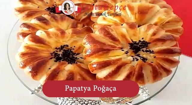 Kahvaltılık Papatya Poğaça