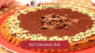 Bol Çikolatalı Kek