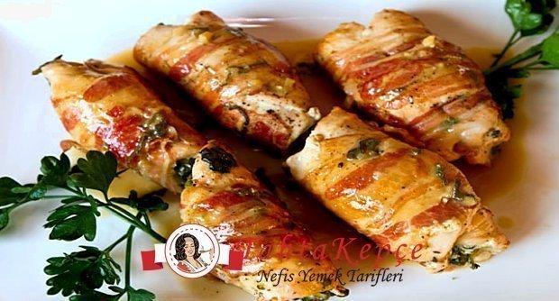 italyan dolma tavuk yemeği tarifi
