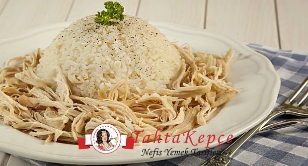 pilav  tavuk yemeği tarifi