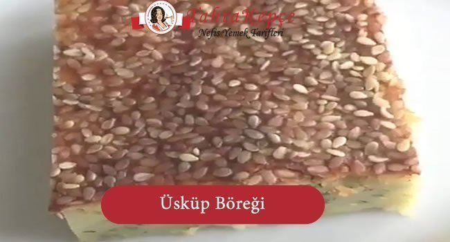 Üsküp Böreği