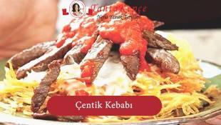 Çentik Kebabı