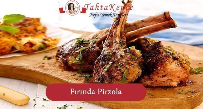 Fırında Pirzola
