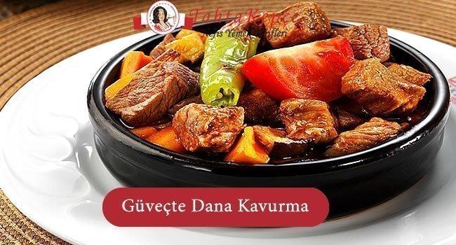 Güveçte Dana Kavurma