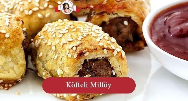 Köfteli Milföy