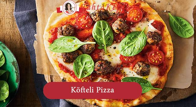 Köfteli Pizza
