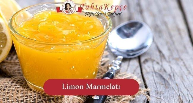 Limon Marmelatı
