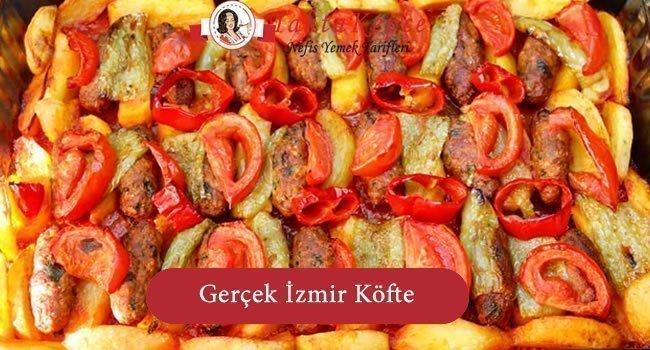 Gerçek İzmir Köfte