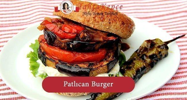Patlıcan Burger