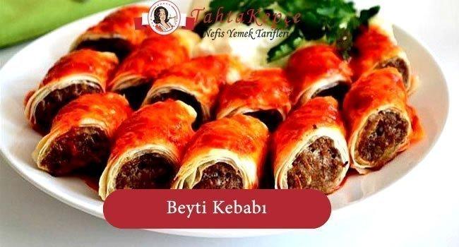 Beyti Kebabı