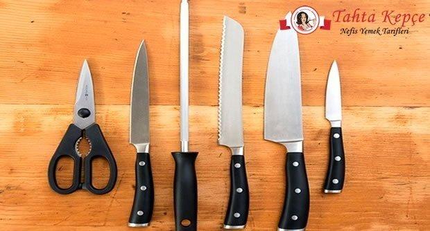 bıçak seti