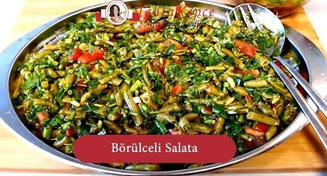 börülceli salata