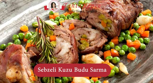 Sebzeli Kuzu Budu Sarma
