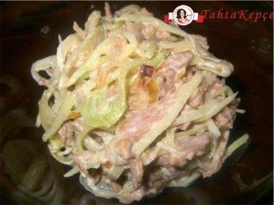 taşkent salatası