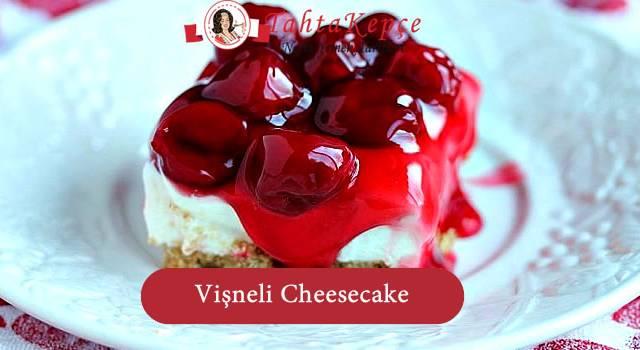 Vişneli Cheesecake
