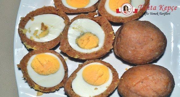 yumurtalı içli köfte