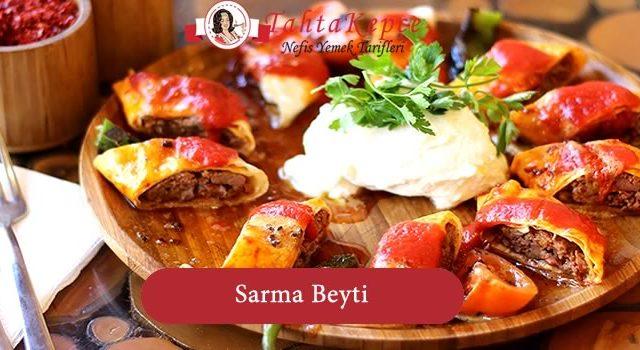 Sarma Beyti Tarifi